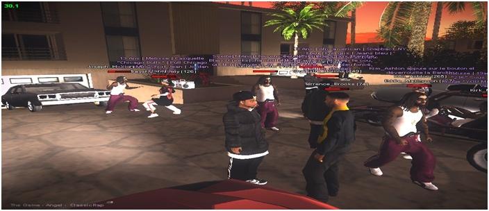 216 Black Criminals - Screenshots & Vidéos II - Page 4 Sa-mp153