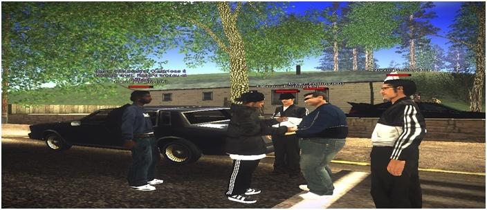 216 Black Criminals - Screenshots & Vidéos II - Page 4 Sa-mp156