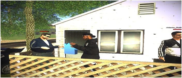 216 Black Criminals - Screenshots & Vidéos II - Page 4 Sa-mp157