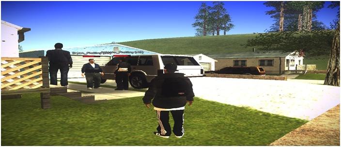 216 Black Criminals - Screenshots & Vidéos II - Page 4 Sa-mp159