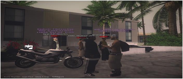 216 Black Criminals - Screenshots & Vidéos II - Page 4 Sa-mp160