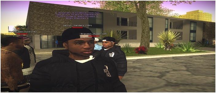 216 Black Criminals - Screenshots & Vidéos II - Page 4 Sa-mp162
