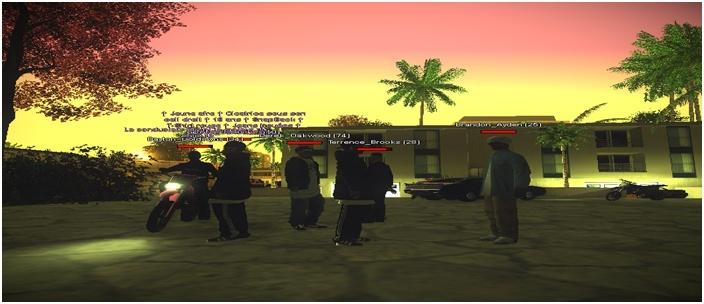 216 Black Criminals - Screenshots & Vidéos II - Page 4 Sa-mp163