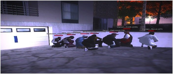 216 Black Criminals - Screenshots & Vidéos II - Page 4 Sa-mp166