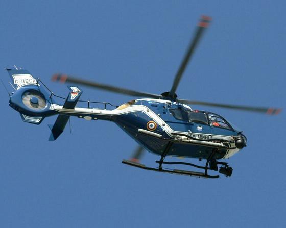 La gendarmerie va mener la bataille du rail Ec135-10