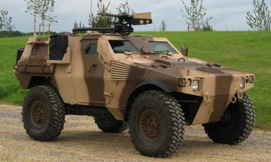 Panhard confirme l'intérêt de la Russie pour des véhicules blindés légers Panhar10