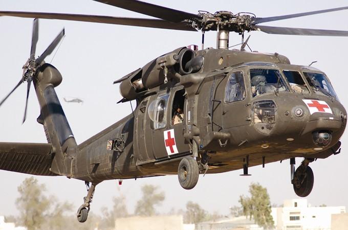 Les boules optroniques de FLIR pour les hélicoptères d'EVASAN américains en Irak et Afghanistan  Pictur10