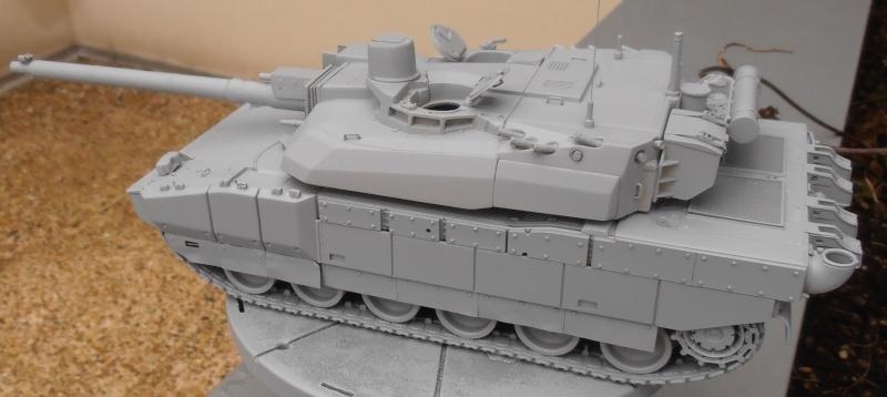Leclerc T-5  ( Le camo termine!!!! ) - Page 2 P3301411