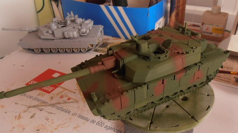 Leclerc T-5  ( Le camo termine!!!! ) - Page 2 P3301421