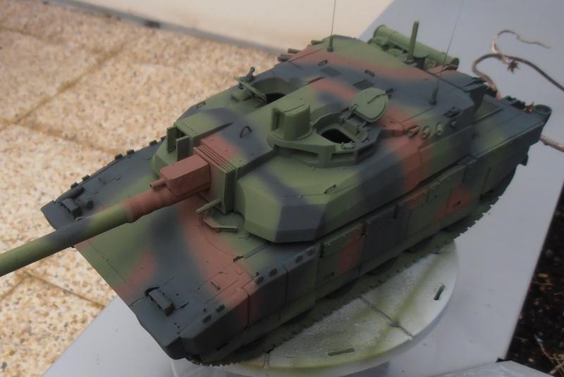 Leclerc T-5  ( Le camo termine!!!! ) - Page 2 P3301512