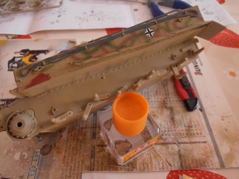 Tiger I ausf E  ( le diorama ) - Page 3 P4181712