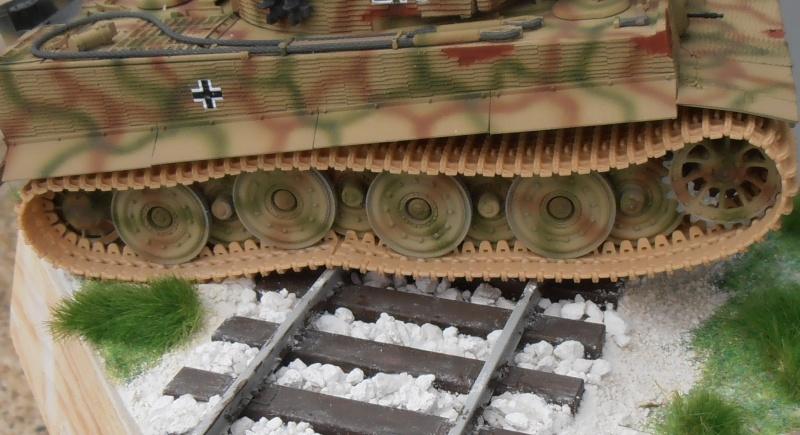 Tiger I ausf E  ( le diorama ) - Page 3 P4191713