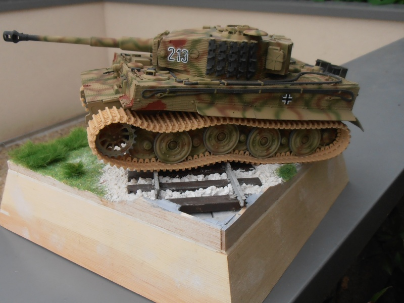 Tiger I ausf E  ( le diorama ) - Page 3 P4191714