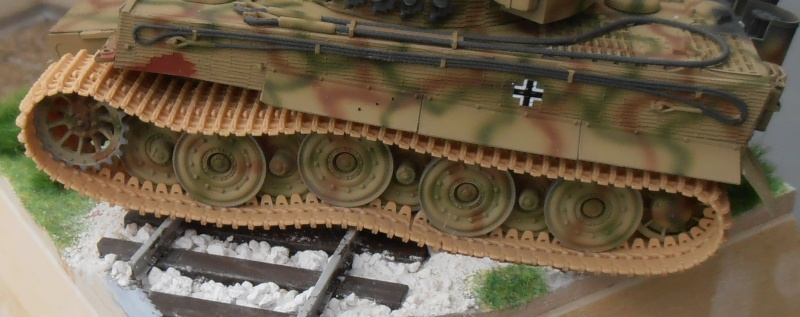 Tiger I ausf E  ( le diorama ) - Page 3 P4191715