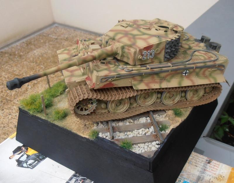 Tiger I ausf E  ( le diorama ) - Page 3 P4201710