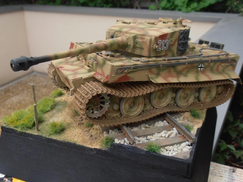 Tiger I ausf E  ( le diorama ) - Page 3 P4201715