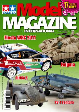 Tamiya Model Magazine n° 122 ...Mars/Avril 2013.... Tmm12210