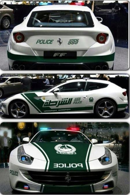 police de Dubaï Dubai-10