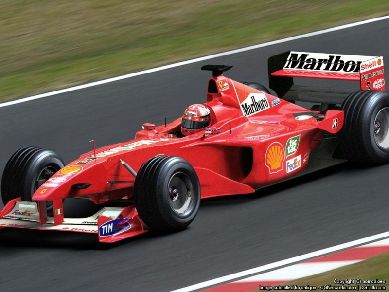 Ferrari F1 2000 Ferrar10