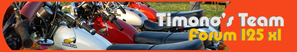 Timono's Team - forum Honda 125 xl (xls, xr, xlr, sl et tl)