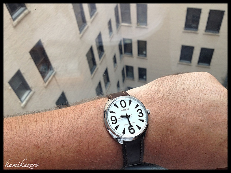 RAKETA Big Zero à NYC the big apple Raketa12