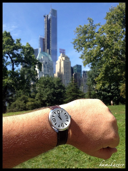 RAKETA Big Zero à NYC the big apple Raketa14