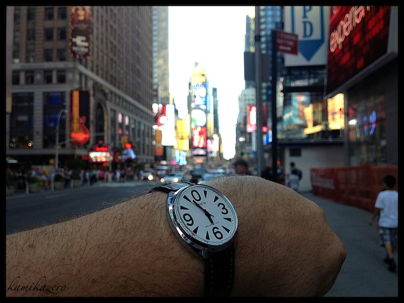 RAKETA Big Zero à NYC the big apple Raketa15