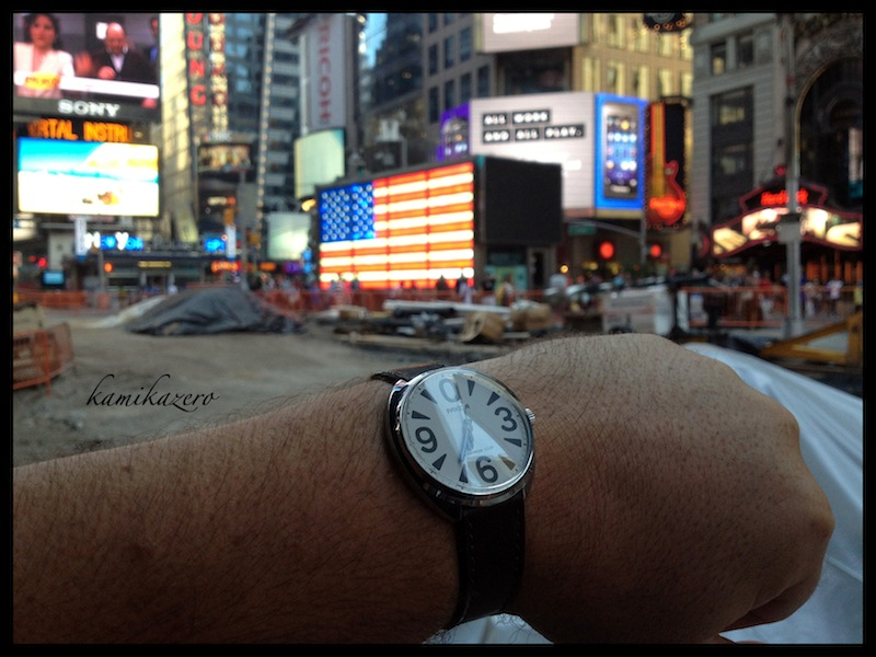 RAKETA Big Zero à NYC the big apple Raketa16