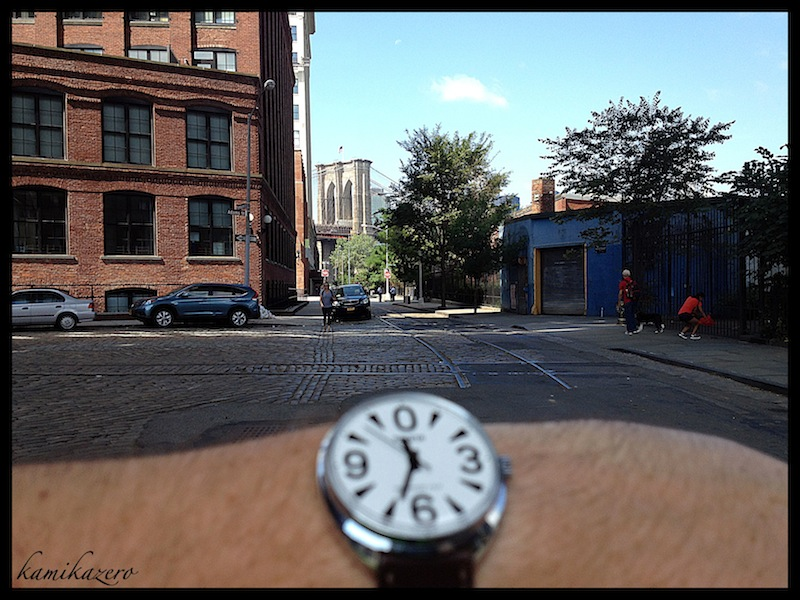 RAKETA Big Zero à NYC the big apple Raketa27