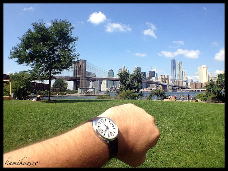RAKETA Big Zero à NYC the big apple Raketa30