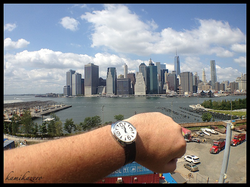 RAKETA Big Zero à NYC the big apple Raketa33