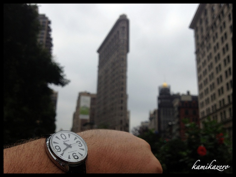 RAKETA Big Zero à NYC the big apple Raketa36