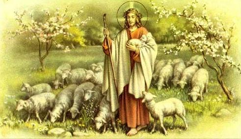 """4ème dimanche de Pâques """"Le Bon Pasteur donne la Vie à ses brebis"""" Bonpas10"""
