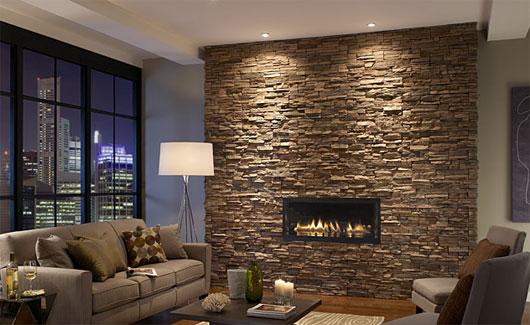 الديكورات الحجريه لجدران بيتك تعطي منظر رائع ودافئ 86232110