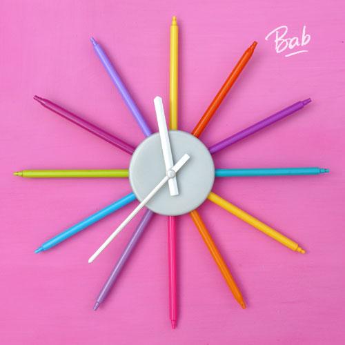 طريقة سهلة لصنع ساعة  - صفحة 2 Horlog10