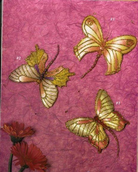 طريقة صنع الفراشات لتمتعي بها اطفالك Oouou_28