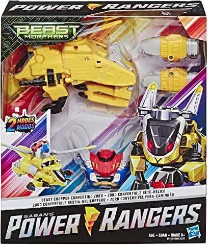 La gamme POWER RANGERS Beast morphers Z0510