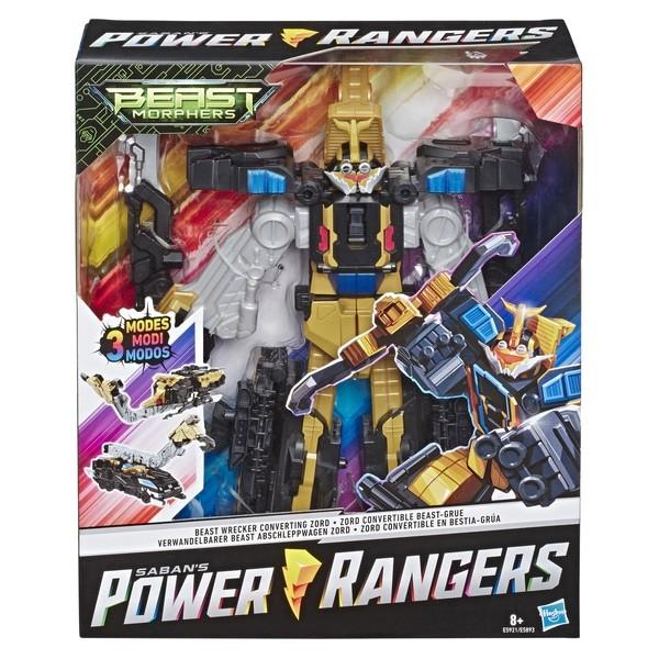 La gamme POWER RANGERS Beast morphers Z210