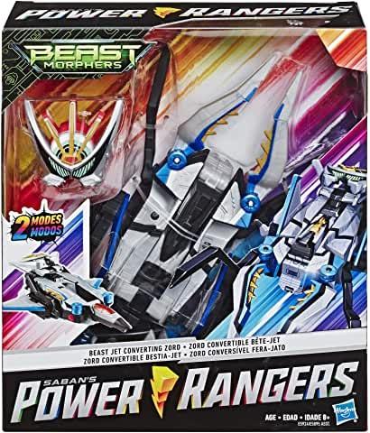 La gamme POWER RANGERS Beast morphers Z310