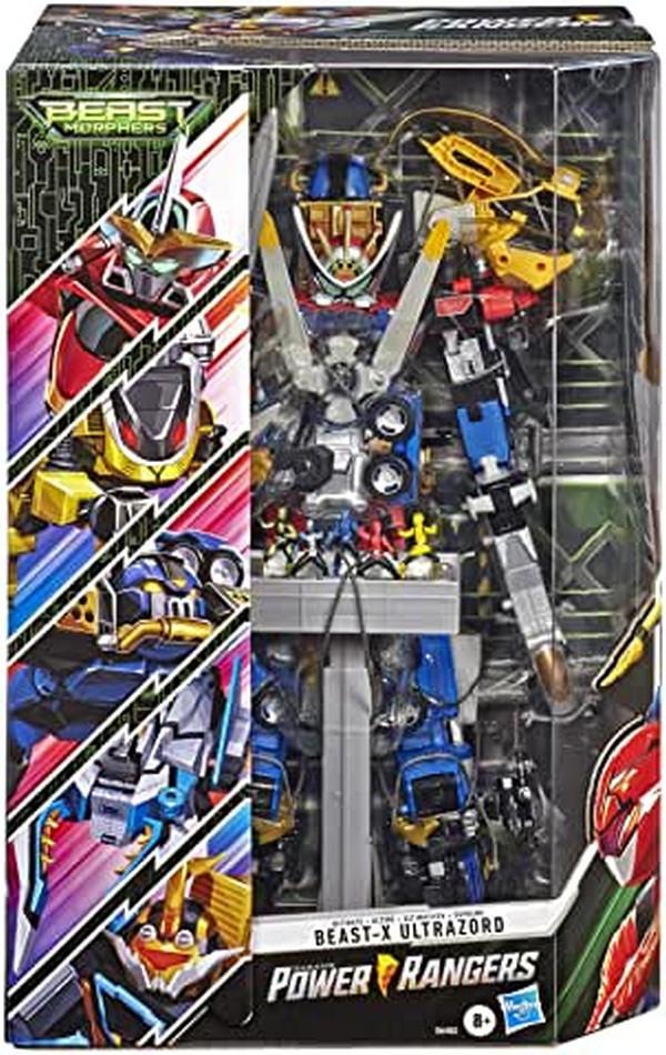 La gamme POWER RANGERS Beast morphers Zordme11