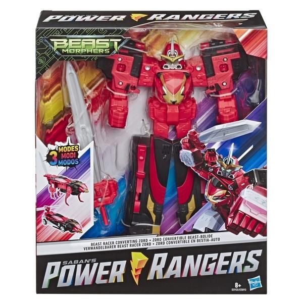 La gamme POWER RANGERS Beast morphers Zordro10
