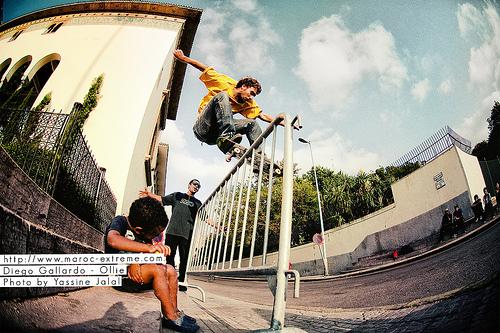 MAROC SPORT EXTREME Skate11