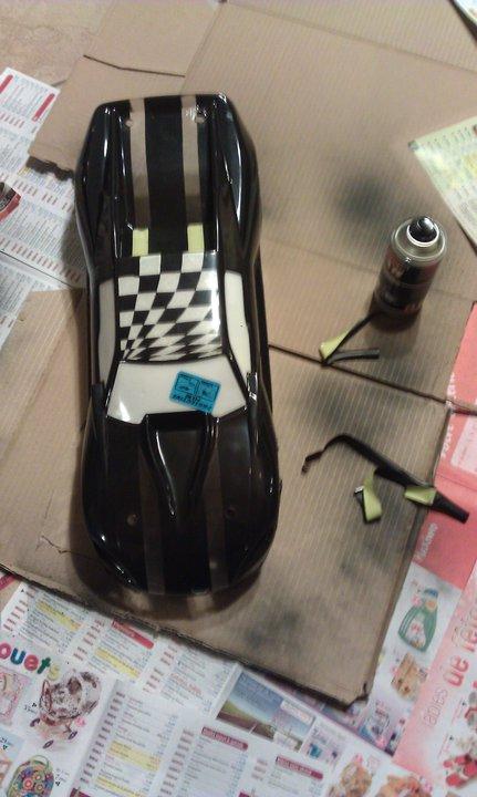 nouvelle carrosserie peinte et réussie a mon gout 16686510