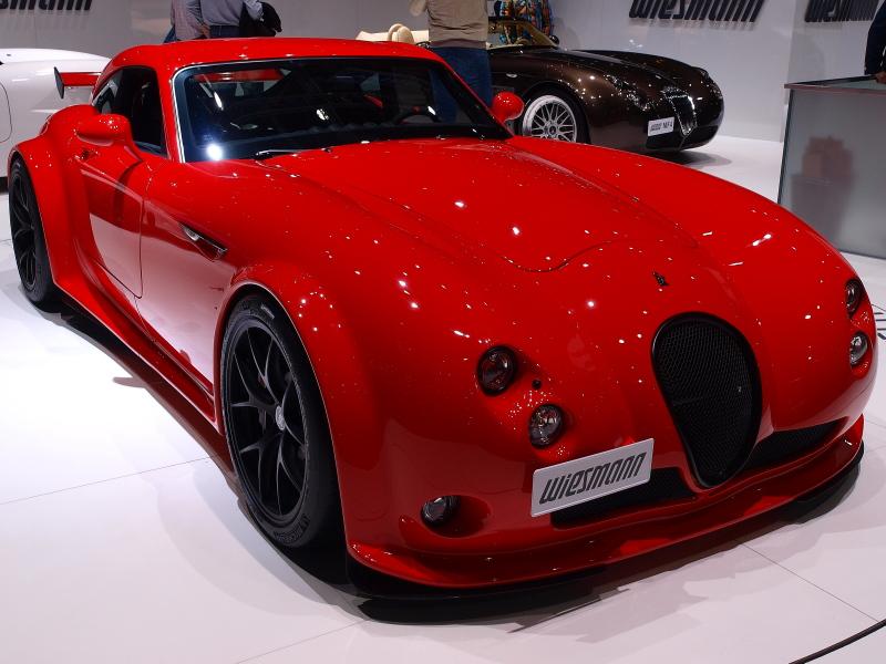 Genève, voitures que l'on ne pourra jamais se payer !!! Jb156615