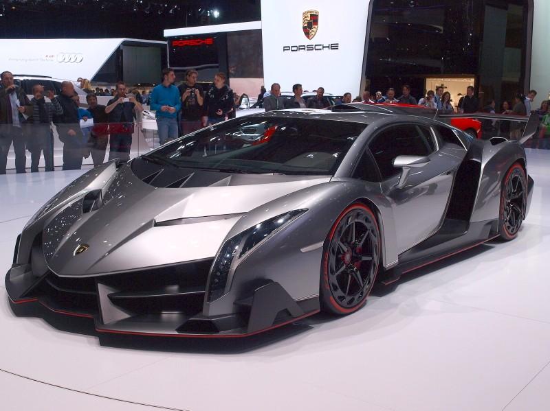 Genève, voitures que l'on ne pourra jamais se payer !!! Jb156618