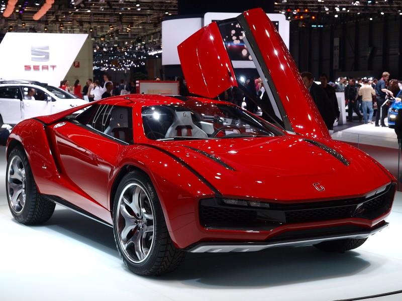 Genève, voitures que l'on ne pourra jamais se payer !!! Jb156628