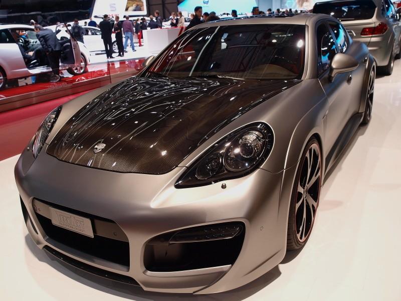 Genève, voitures que l'on ne pourra jamais se payer !!! Jb156711