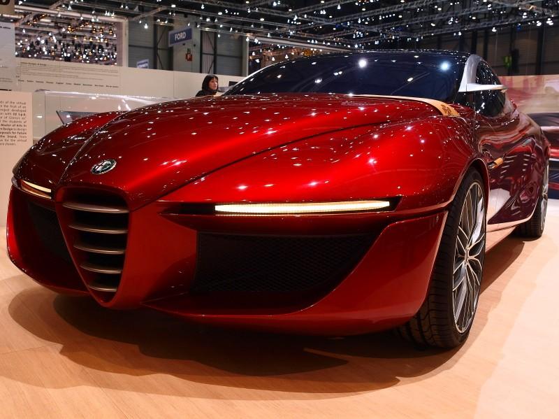 Genève, voitures que l'on ne pourra jamais se payer !!! Jb156717