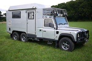 Land Rover Defender 170 6x6 Camper Lr_17010