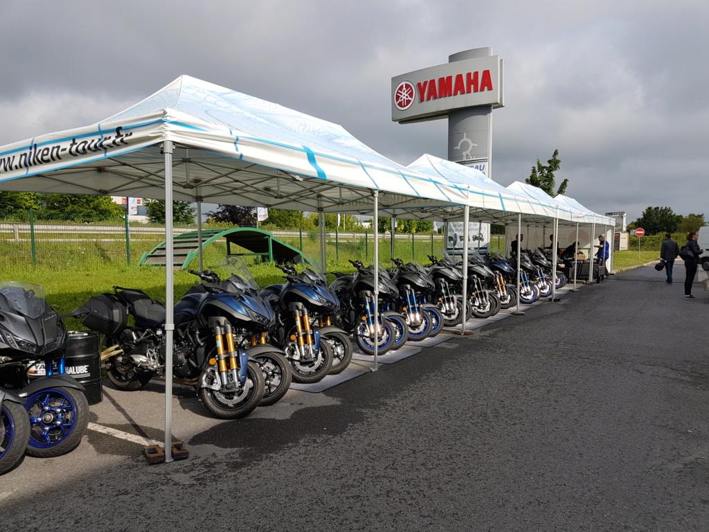 Yamaha Niken  20190513